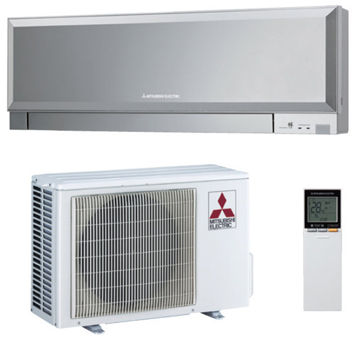 Кондиционер Mitsubishi Electric MSZ-EF35VEW/MUZ-EF35VE (серия Design Inverter цвет белый)