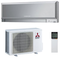 Кондиционер Mitsubishi Electric MSZ-EF50VEW/MUZ-EF50VE (серия Design Inverter цвет белый)