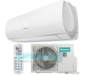 Кондиционер Hisense AS-10UW4SVETS10 (серия LUX Design SUPER DC Inverter)