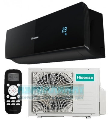 Кондиционер Hisense AS-07UR4SYDDEIB15 (серия BLACK STAR DC Inverter)
