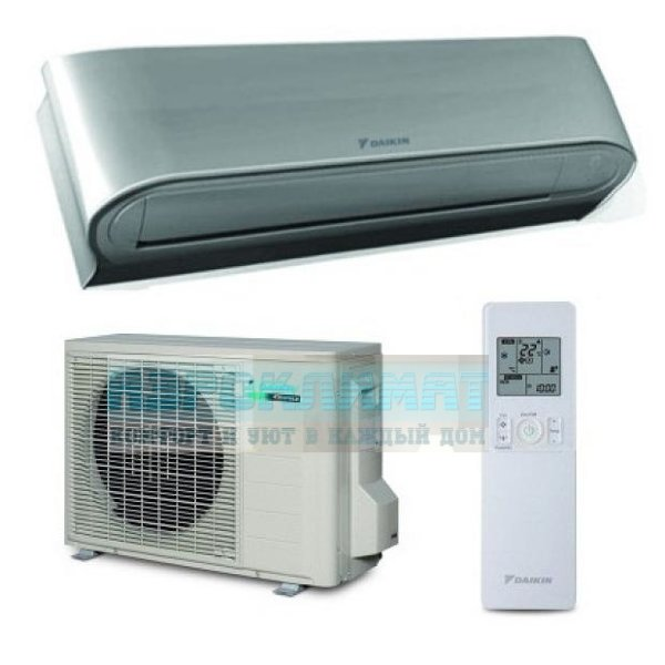 Кондиционер Daikin FTXK50AS/RXK50A (серия MIYORA серебристый цвет)