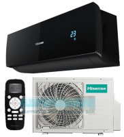 Кондиционер Hisense AS-09UR4SYDDB15 (серия Black Star DC Inverter 2018)